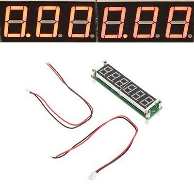 6 Digits Red LED 0.1MHz-65MHz Counter Frequency Digital Cymometer Tester Meter