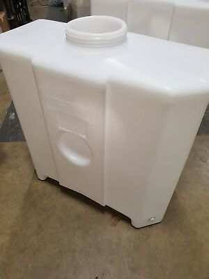 "250L Valeting Water Tank, 2 x 1/2"" Inserts, Storage, Free Delivery"
