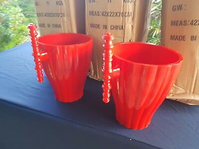 30 PIPER HEIDSIECK ice bucket cooler wine champagne BRAND NEW IN BOX PICK UP