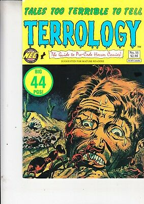 Terrology  Vol 11    November/december 1993    Nec Press
