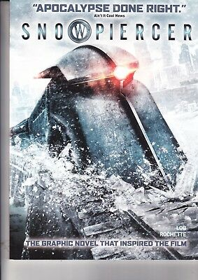 Snowpiercer  June 2014    Translated From French     Titan Books