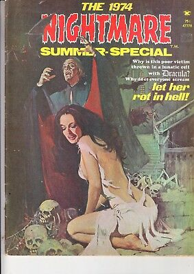 Nightmare      The 1974 Summer Special     Skywald Publishing