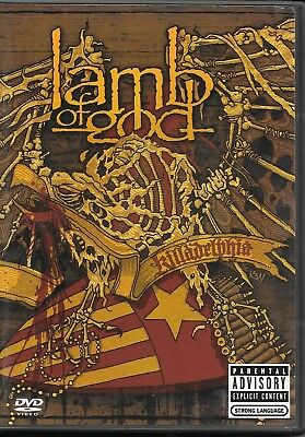 Lamb of God Killadelphia (DVD) Heavy Metal Live Concert
