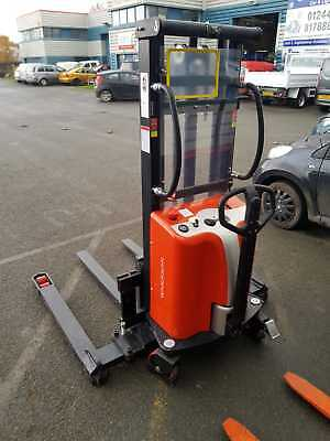 Warrior Electric Fork Lift - 4 Available - Excellent Condition