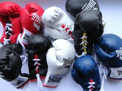 Novelty Lonsdale Mini Boxing Gloves