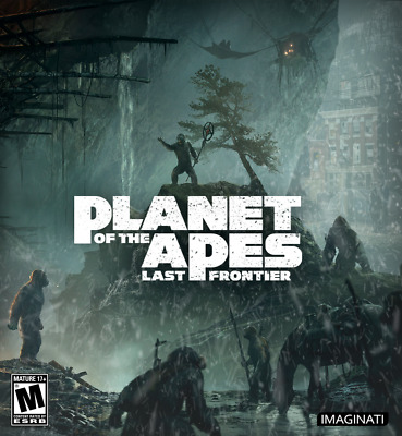 Xbox One Gamerscore Boost Achievements Only Planet of the Apes Last Frontier