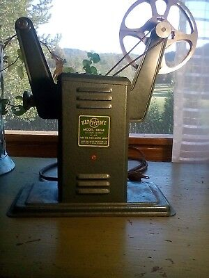 """Vintage """"Happy Time"""" 16 mm Movie Projector (Sears) -Used"""