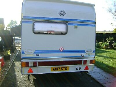 ABI Award 2 Berth touring Caravan.....