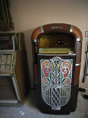 1946 Rockola 1426 Jukebox Project Cabinet