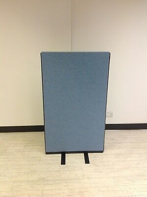 700W x 1200H Crystal Woolmix Office Screen Divider Partition