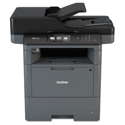 BrUnknown Brother MFC-L6700DW Wireless Monochrome All-in-One Laser Printer,  ...