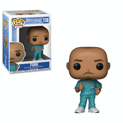 Funko POP! TV: Scrubs - Turk #738