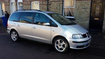 Seat Alhambra Tdi 130 pd 2003. Great runner. Lots of history. Like sharan galaxy