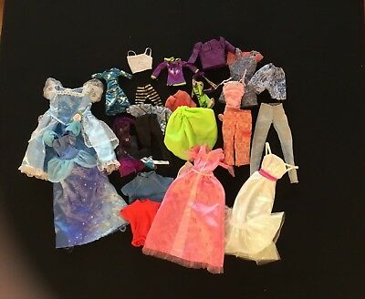 Barbie and friends Doll Clothes Lot