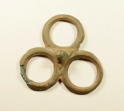 Very Rare Type Choice Bronze Proto Money Piece -  c.500 -400 B.C