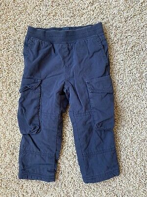Tea Collection Lined Cargo Pant Size 2