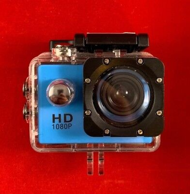 1080P Ultra HD Sports Action Camera   Go-Pro Type Camera   Waterproof Camcorder
