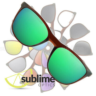 POLARIZED Metallic Green Replacement Lenses for Oakley Trillbe X ~ Jade OO9340