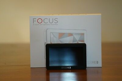 Small HD Focus with Tilt Arm 5-Inch on-camera monitor