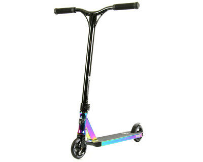 NEW Longway Metro Complete Pro Scooter NeoChrome - Pro Scooters