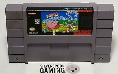 Kirby's Avalanche (Super Nintendo Entertainment System, 1995) Cart Only