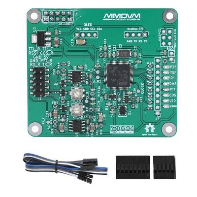 MMDVM DMR Repeater Open-Source Multi-Mode Digital Voice Modem for Raspberry Pi