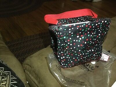 NEW IN BAG THIRTY ONE Littles Carry All Caddy HOLLY DOT! NIP