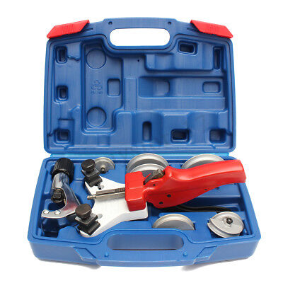 WK-666 Multi Copper Pipe Bender Manual Aluminum Tube Bending Tool Kit 5-12mm