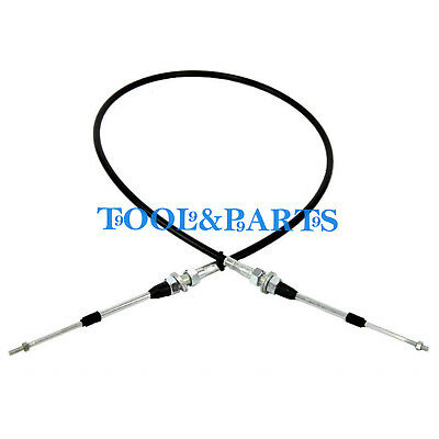 Replaces 103-43-25270 Komatsu D20,D21,D31 Dozers 103-43-35270 Throttle Cable