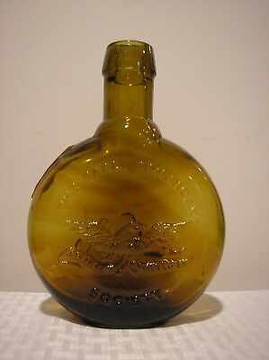 1982 Clevenger Brothers Clayton New Jersey Early American Society Bottle