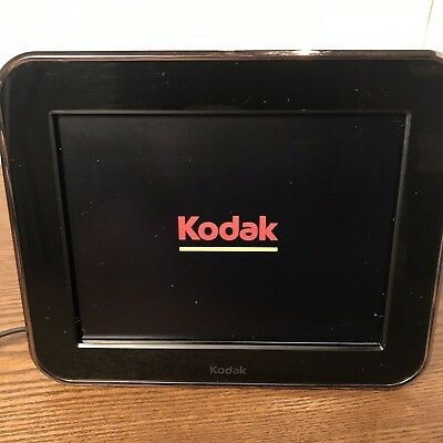 Kodak Pulse Digital Frame 7 Wifi 512 Mb Touchscreen 800x600