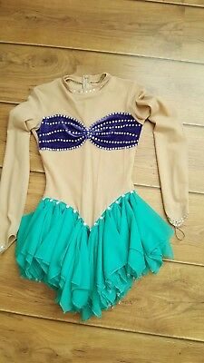 competition ice skating dresses