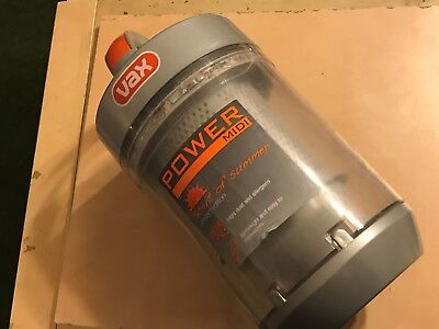 DUST COLLECTION TUB TANK CANISTER  & CYCLONE from VAX POWER MIDI