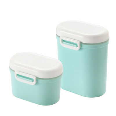 Babies Milk Powder Container Portable Formula Food Storage Dispenser Infants  J4