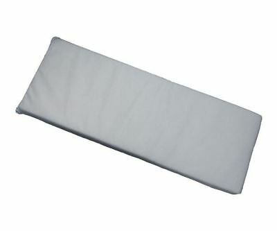 Babywise Crib Cradle Mattress Square Ended Baby Child Bed Nursery Furniture BNIP
