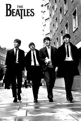 The Beatles in London - Poster 61x91,5 cm
