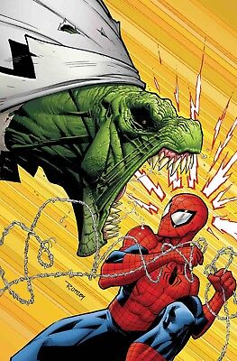 AMAZING SPIDER-MAN #2 (Marvel 2018) Cover A 1st Print