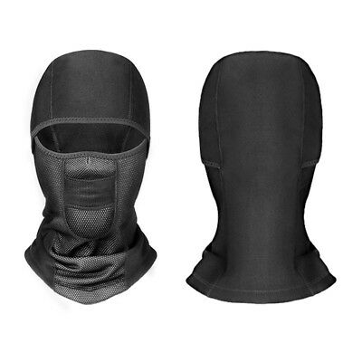 Tactical Polar Fleece Neck Warmer Full Face Mask Ski Hunting Snowboard Balaclava