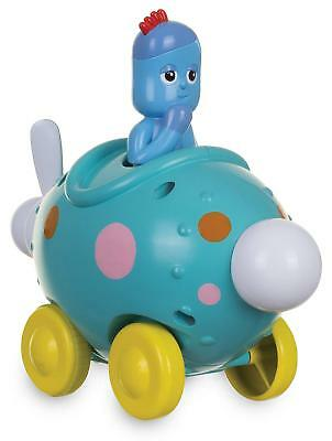 In the Night Garden Iggle Piggle Pinky Ponk Press Go Vehicle