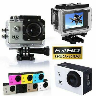 Pro Cam Sport Action Foto Camera 4K Videocamera Wifi Ultra Hd 12Mp Subacquea