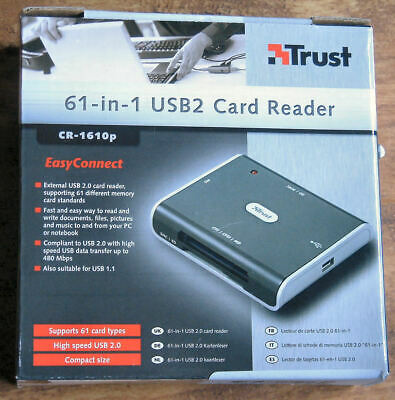 NEW Card Reader For Smartmedia Smart Media (USB Connection)