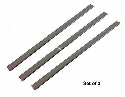 "3PC blades for ROCKWELL DELTA RC-33 DC-33  13"" HSS PLANER Jointer KNIVES"