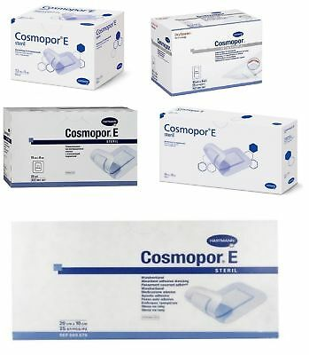 Cosmopor E Sterile Adhesive Wound Dressing Various Sizes