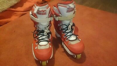USD  Rachard Johnson Pro 20th Anniversary Aggressive Skates!