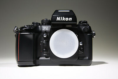 Nikon F4 35mm SLR Film Camera Body