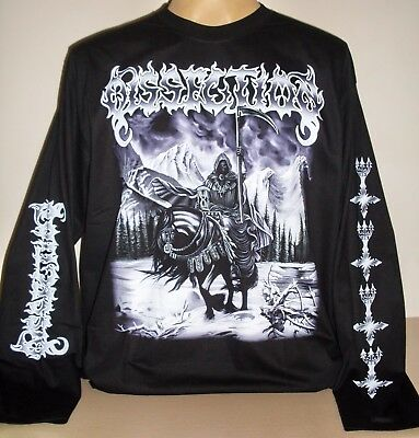 Dissection Storm Of The Light's Bane Long Sleeve T-Shirt Size S M L XL 2XL 3XL