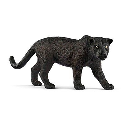 Schleich North America Black Panther Toy Figure
