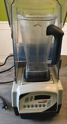 VitaMix VM0115A Commercial Grade Blending Station with Sound Proof Case