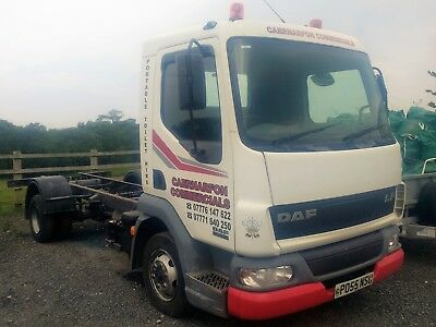 2005 55 DAF LF 45 150 Chassis Cab