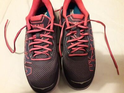 HOKA One One Bondi 4 Women Trainers Size Uk 6.5 hardly worn